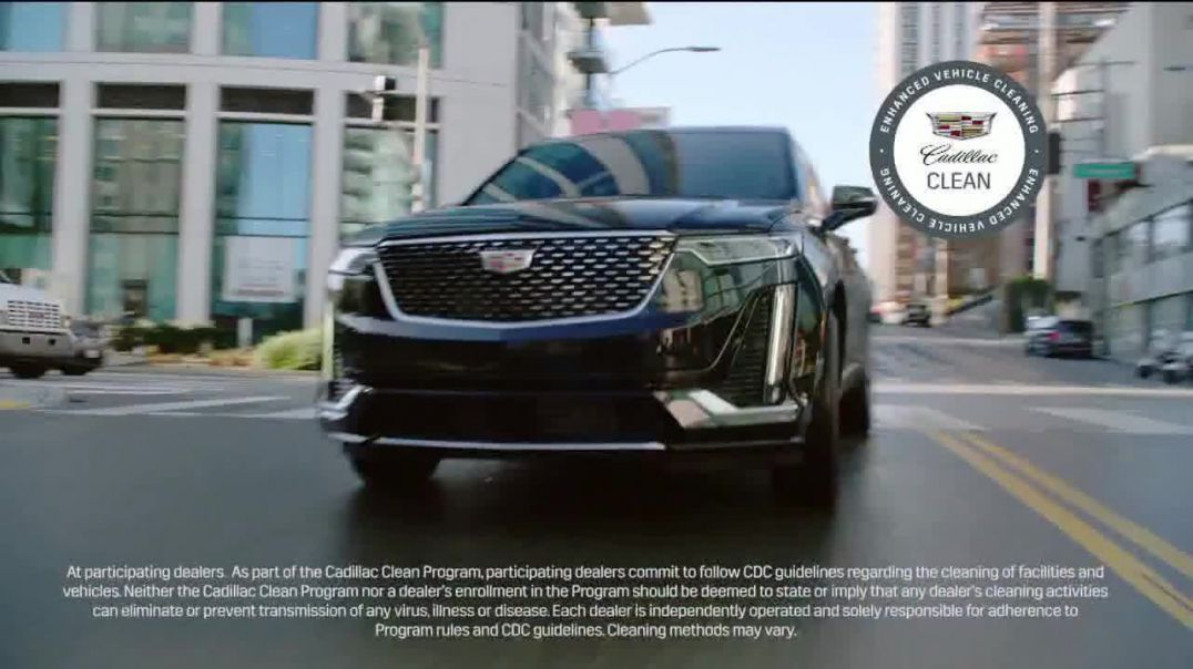 Cadillac TV Commercial Ad 2020, Summers Here- Cadillac Clean Song by DJ Shadow, Run the Jewels
