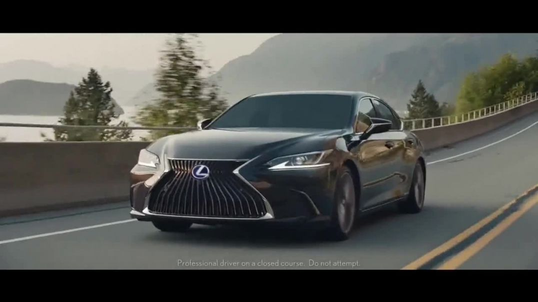 Lexus Golden Opportunity Sales Event TV Commercial Ad 2020, Innovation