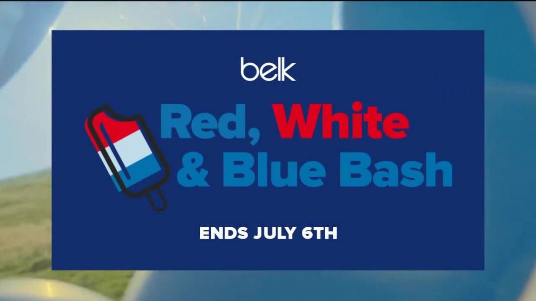 Belk Red White & Blue Bash TV Commercial Ad 2020, Celebration to Remember