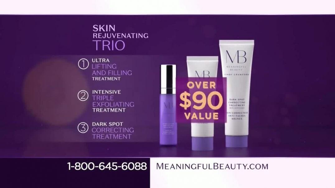 Meaningful Beauty Supreme TV Commercial Ad 2020, Best Deal Ever- $49