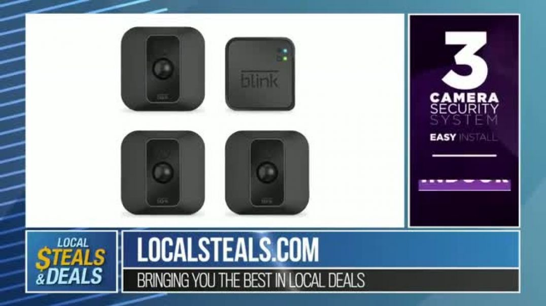 Local Steals & Deals TV Commercial Ad 2020, Home Security  Blink