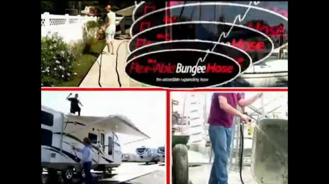 Flex Able Bungee Hose TV Commercial Ad 2020, Million Hose Giveaway