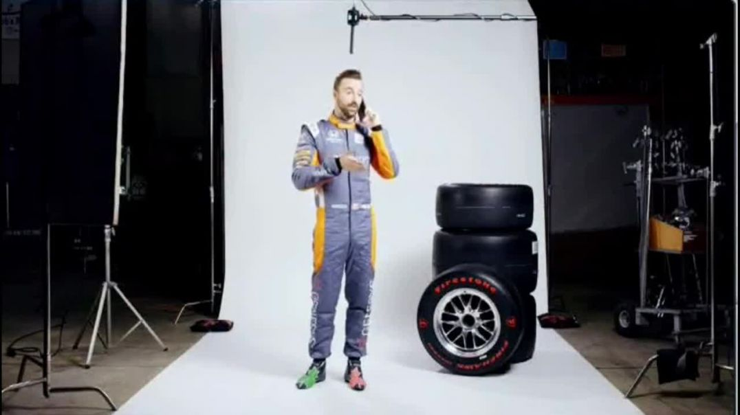 Genesys TV Commercial, 'Drive Personalized CX' Featuring James Hinchcliffe - iSpot