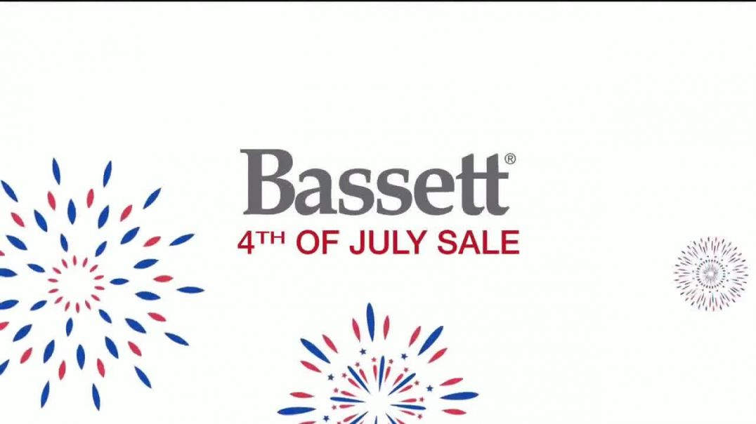 Bassett 4th of July Sale TV Commercial Ad 2020, Stores Re-Opening