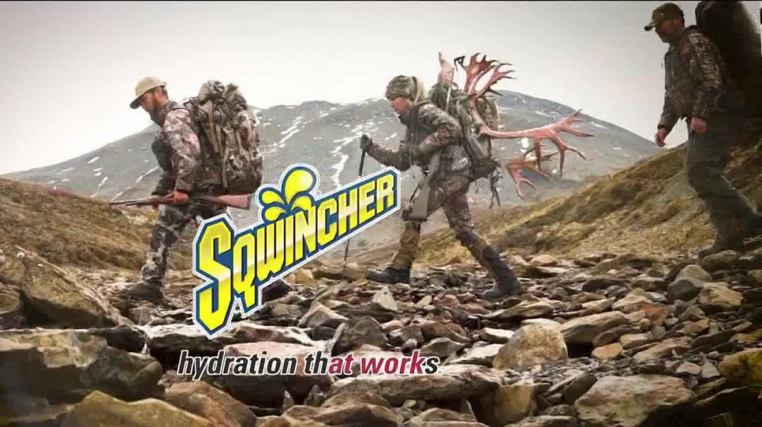 Sqwincher TV Commercial Ad 2020, Low Sodium