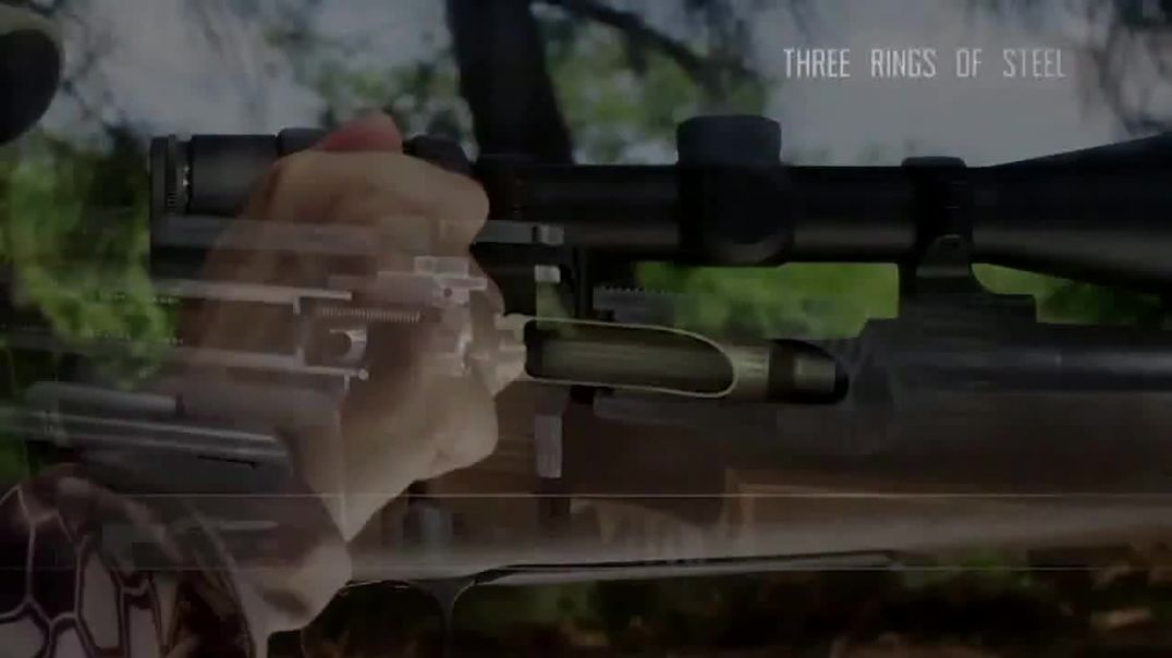 Remington Model 700 TV Commercial Ad 2020, Theres a Reason