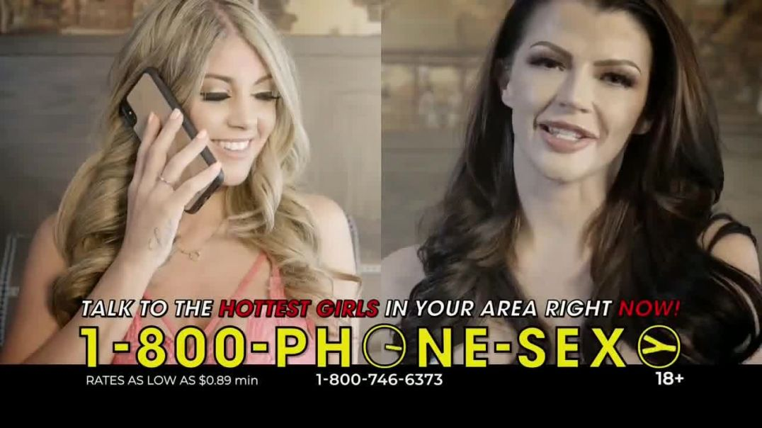 1-800-PHONE-SEXY TV Commercial Ad 2020, Tough Times