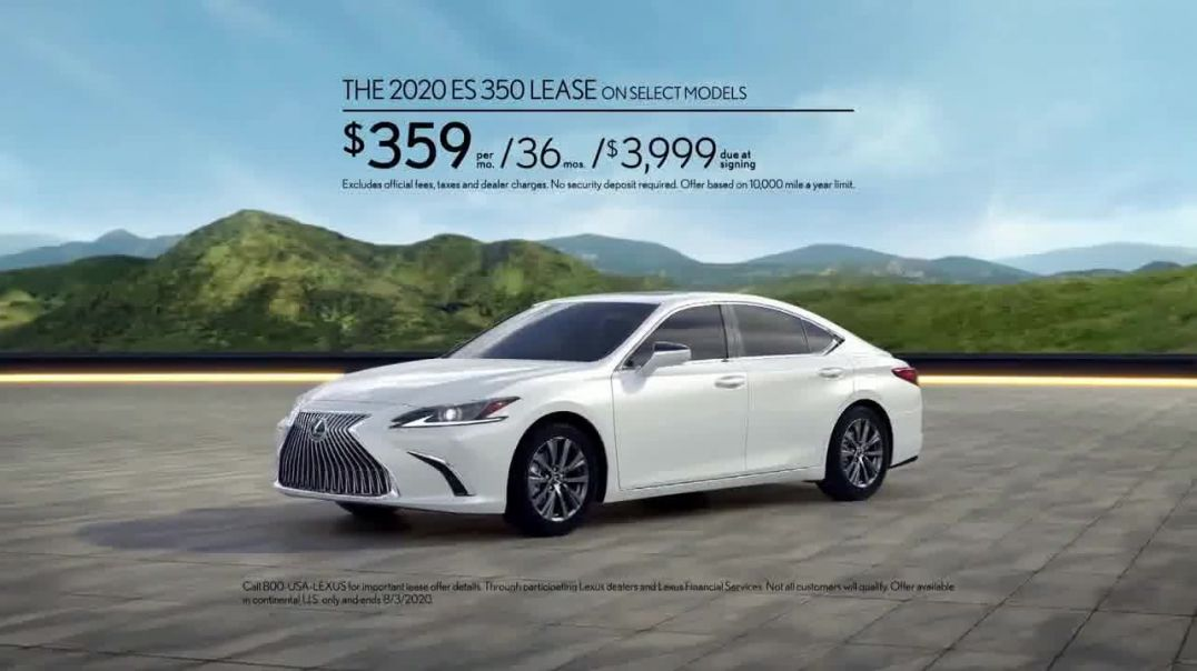 Lexus Golden Opportunity Sales Event TV Commercial Ad 2020, Innovation]