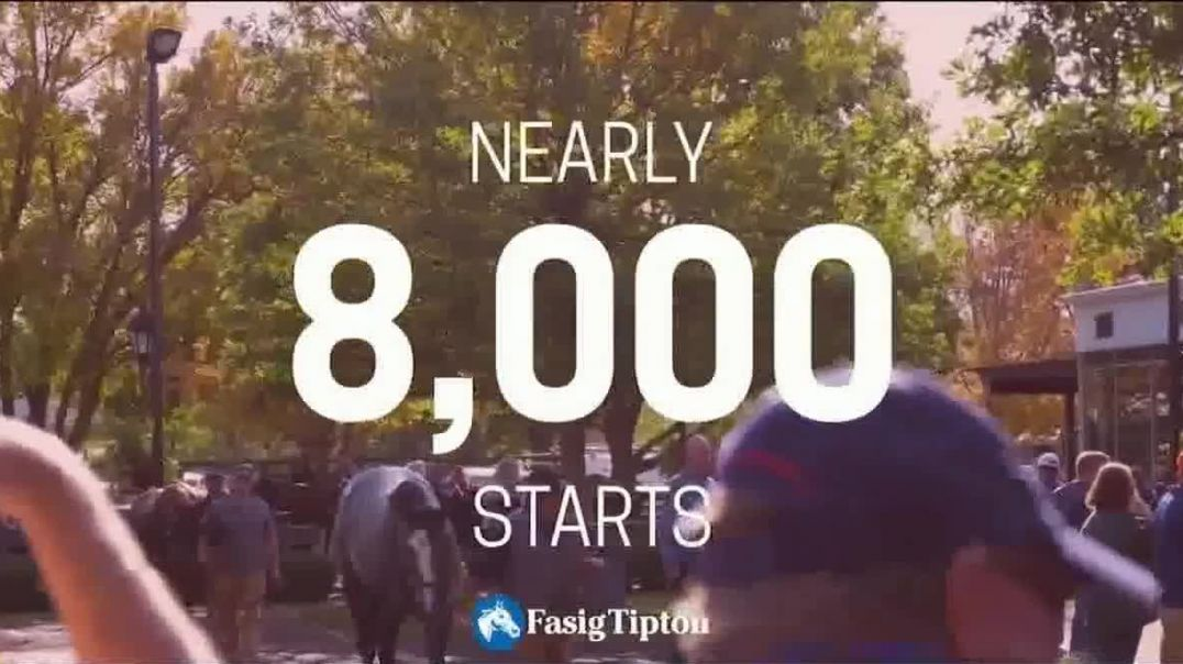 Fasig-Tipton Company July Horses of Racing Age Sale TV Commercial Ad 2020, The Nations Number One