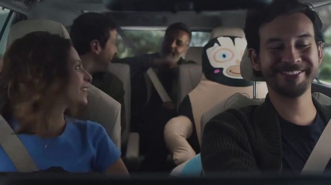 Toyota Highlander TV Commercial Ad 2020, Allies
