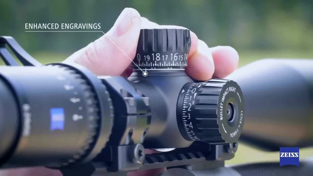 Zeiss Riflescopes TV Commercial Ad 2020, Engravings