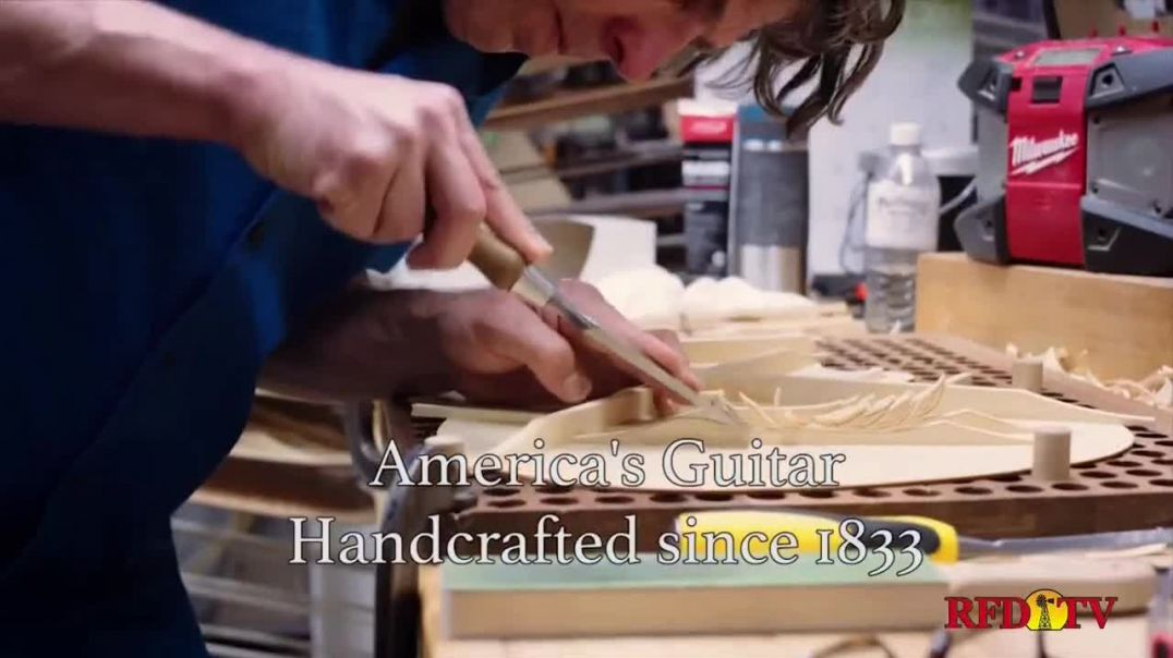 CF Martin & Company TV Commercial Ad 2020, Handcrafted Song by Ian Randall Thornton