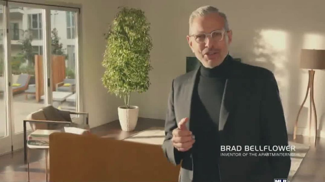 Apartmentscom TV Commercial Ad 2020, Leaf Me Alone Featuring Jeff Goldblum