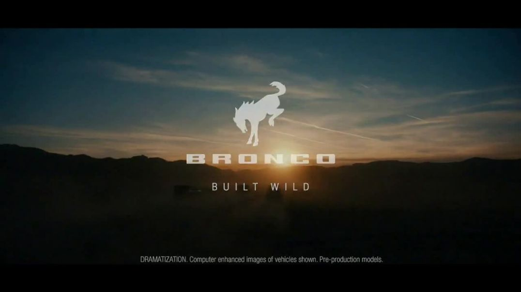 Ford TV Commercial Ad 2020, Built Wild