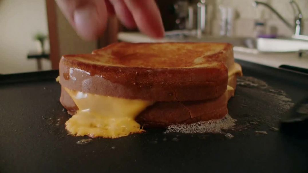 Kraft Singles TV Commerial Ad 2020, Grilled Cheese OClock- Cant Tell Time