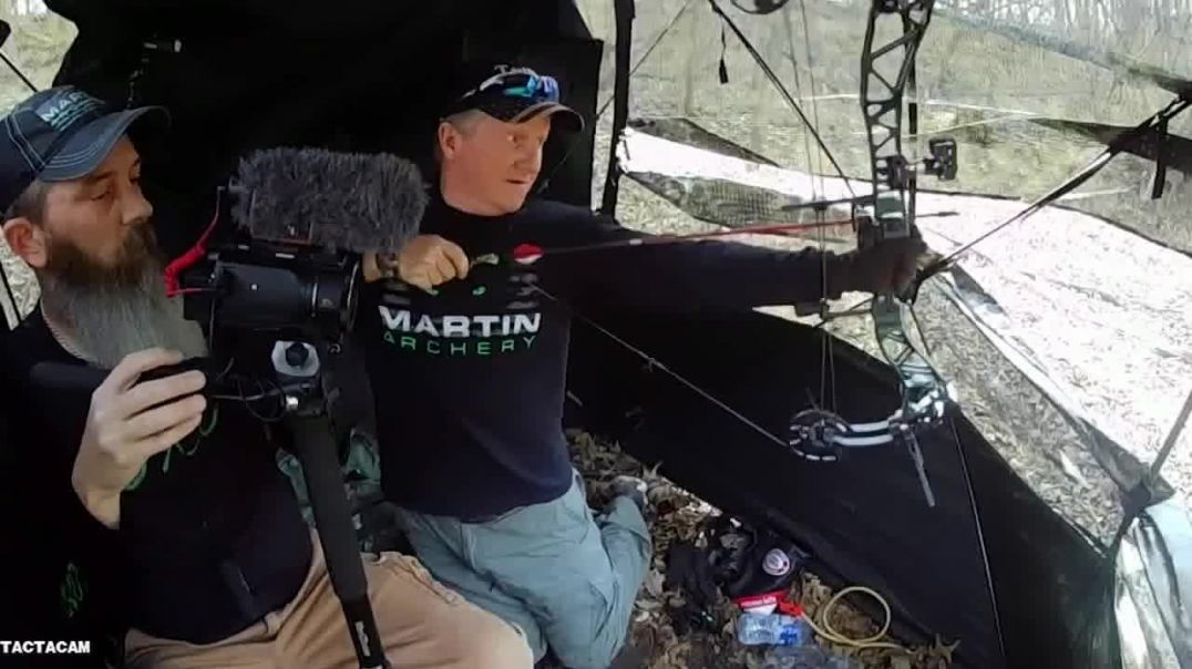 Martin Archery TV Commercial Ad 2020, Full Draw Featuring Jay Gregory
