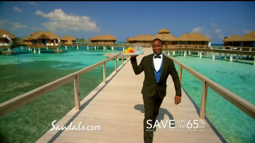 Sandals Resorts TV Commercial Ad 2020, Forget Your Worries