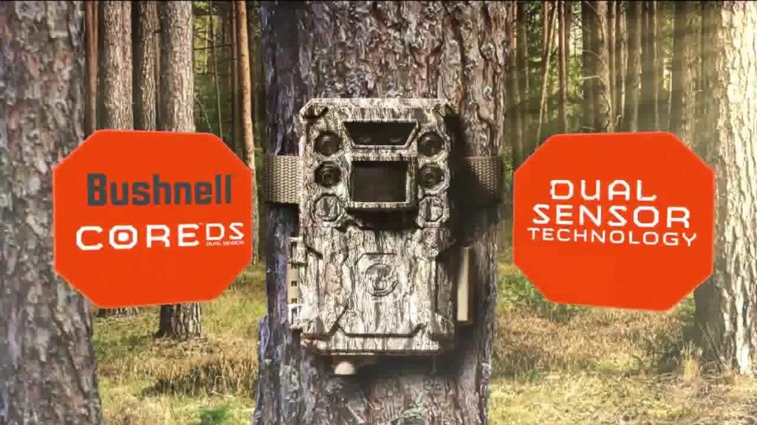 Bushnell Core DS TV Commercial Ad 2020, Night and Day
