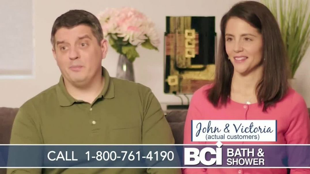 BCI Bath & Shower TV Commercial Ad 2020, Old and Worn Out- Pay for It in 2021
