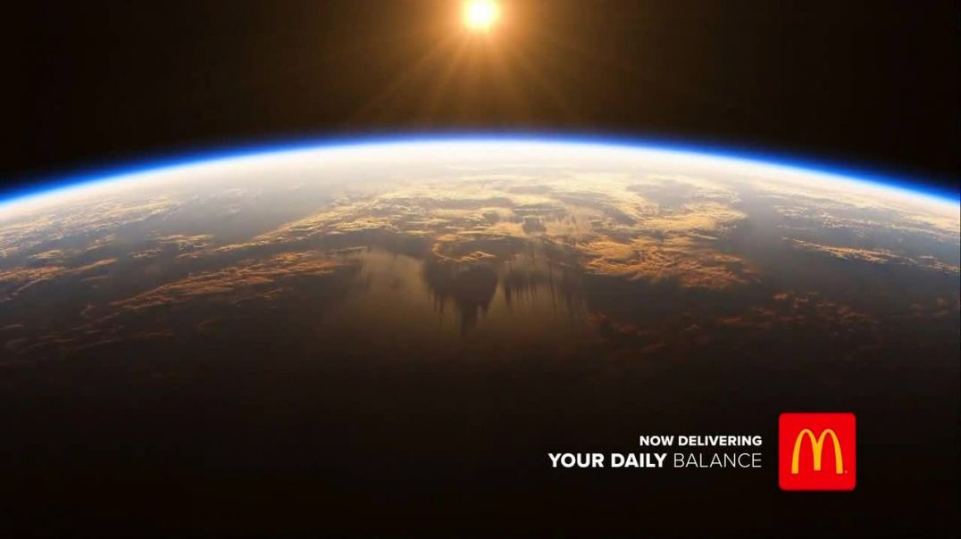 McDonalds TV Commercial Ad 2020, Your Daily Balance- Earth