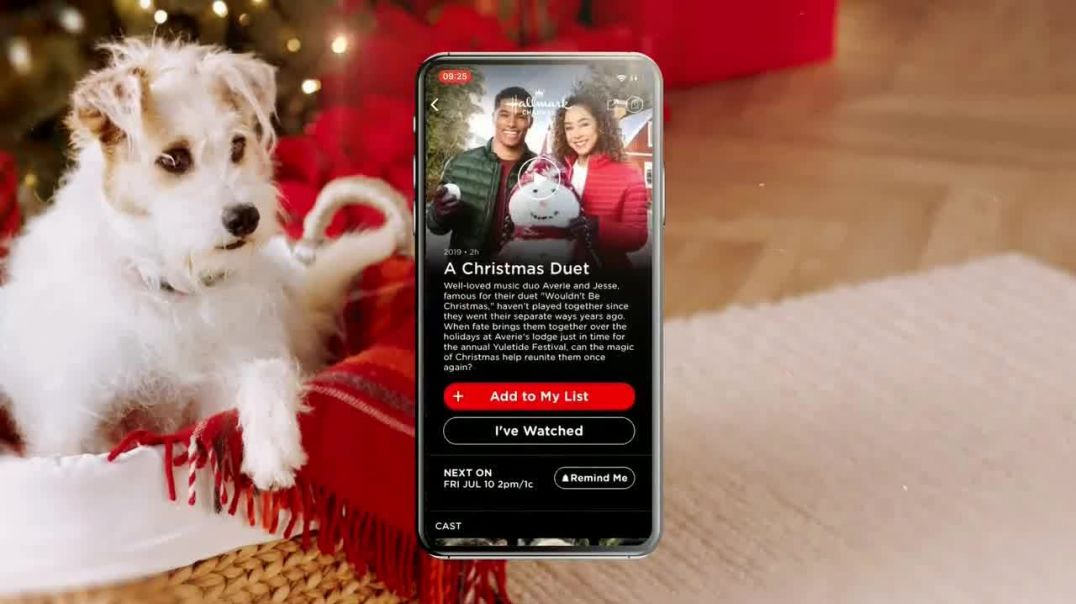 Hallmark Movie Checklist App TV Commercial Ad 2020, Stay up to Date