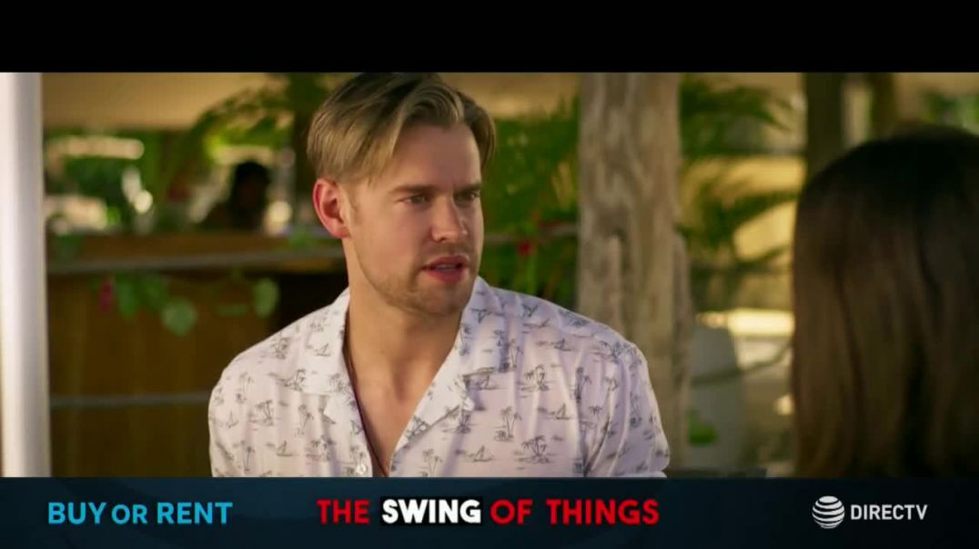 DIRECTV Cinema TV Commercial Ad 2020, The Swing of Things