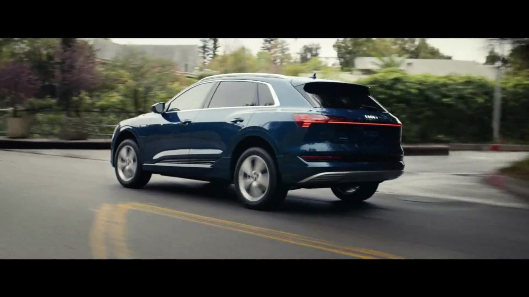 2019 Audi e-tron TV Commercial Ad 2020, The Next Frontier of Electric