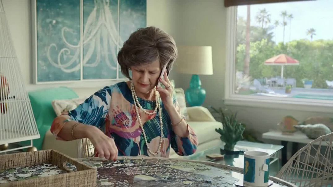 GEICO TV Commercial Ad 2020, Call Continued With Spy Mom- Sourdough