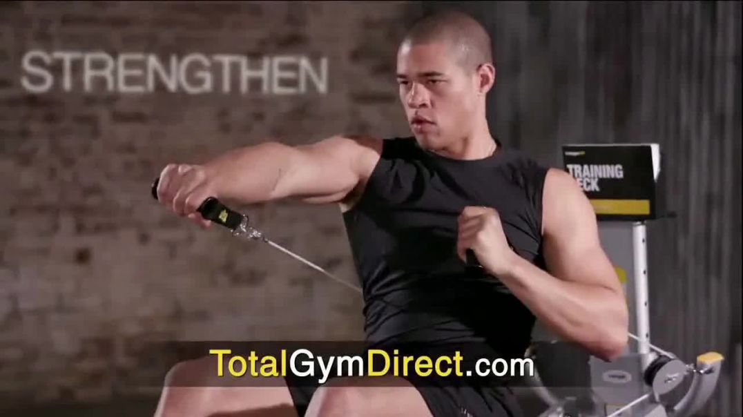 Total Gym TV Commercial Ad 2020, Be a Hero