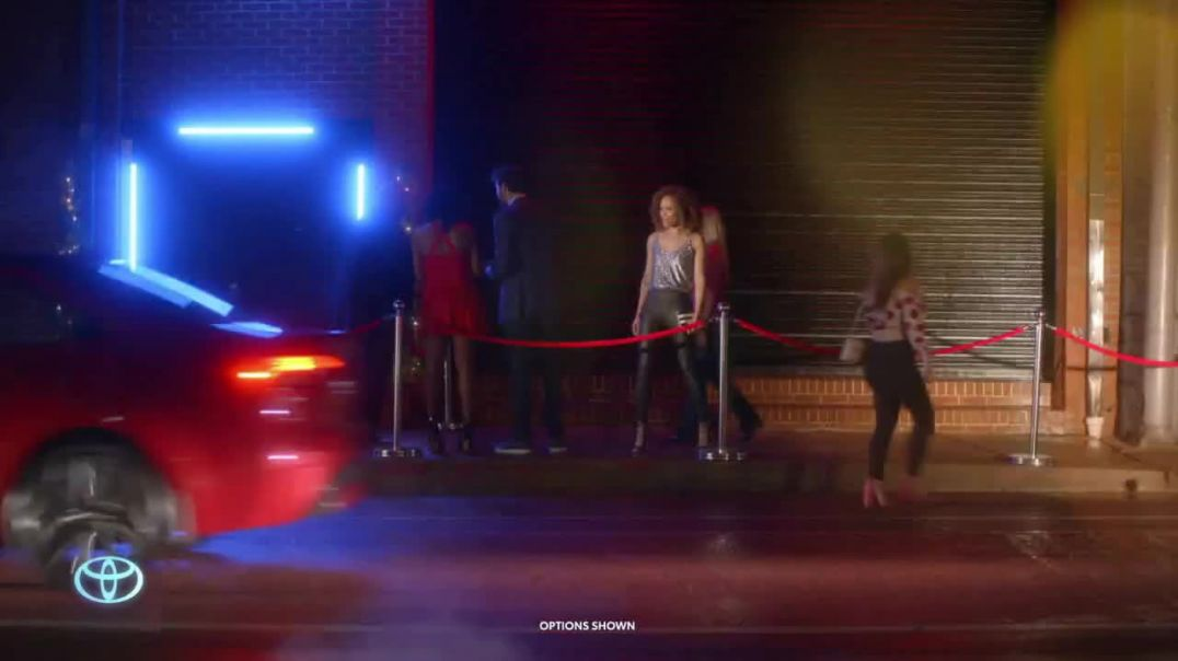 2020 Toyota Corolla TV Commercial Ad 2020, You Look Awfully Good- Corolla Night Drive