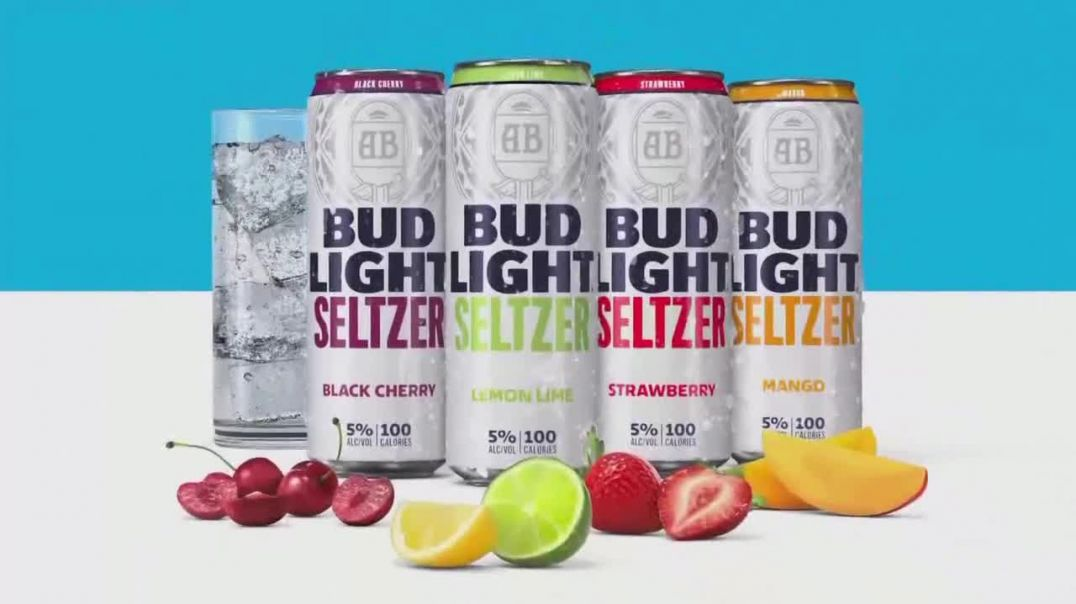 Bud Light Seltzer TV Commercial Ad 2020, Your Taste Buds Will Thank You