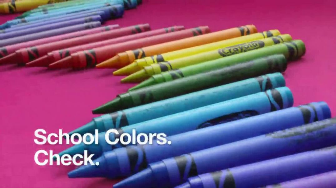Target TV Commercial Ad 2020, Back to School- Smile Song by Katy Perry