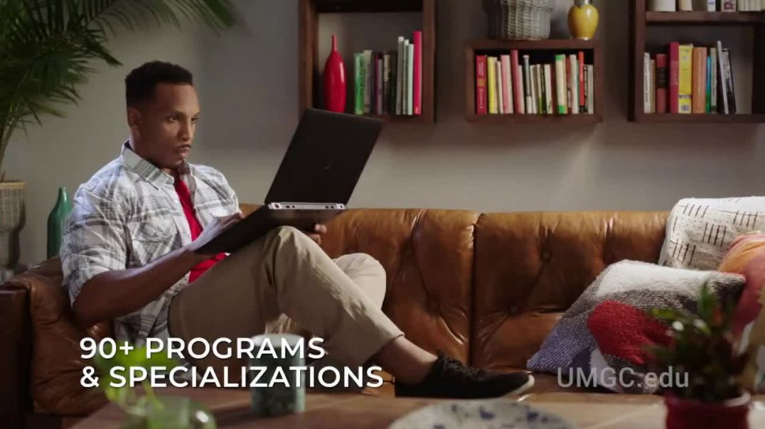 University of Maryland Global Campus TV Commercial Ad 2020, Youre Favorite Things- 70 Years