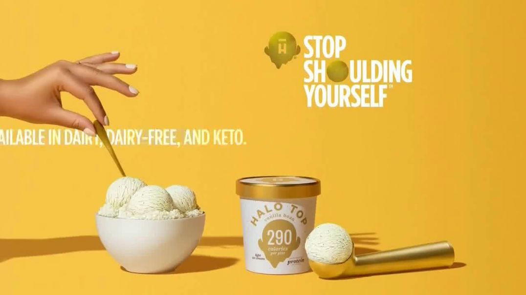 Halo Top TV Commercial Ad 2020, A Thing of the Past Song by SATV Music