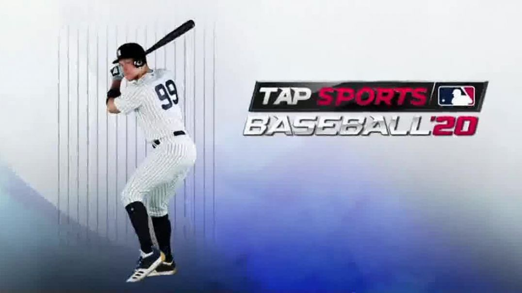 MLB Tap Sports Baseball 2020 TV Commercial Ad 2020, Your Players, Team and Game Featuring Aaron Judg