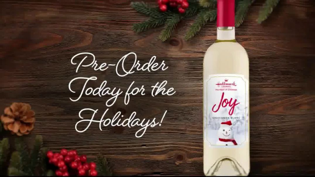 Hallmark Channel Wines TV Commercial Ad 2020, Pre-Orders
