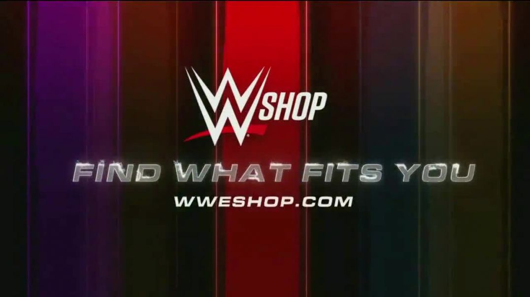 WWE Shop TV Commercial Ad 2020, Energize Your Style- Up to 50 Percent Off Championship Titles &a