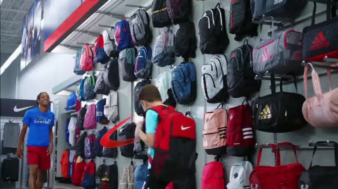 Academy Sports + Outdoors TV Commercial Ad 2020, Gear Up- Nike Shoes, Backpacks and Apparel Feat Mar