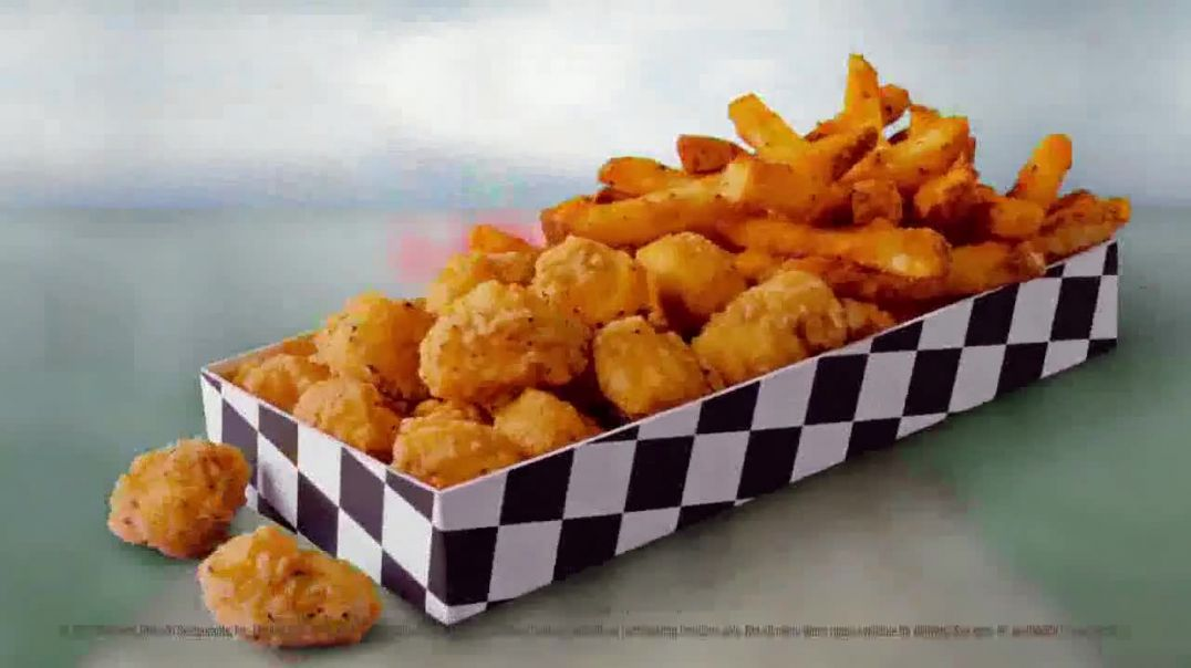 Checkers Chicken Bites & Fries Box TV Commercial Ad 2020, Wherever You Go