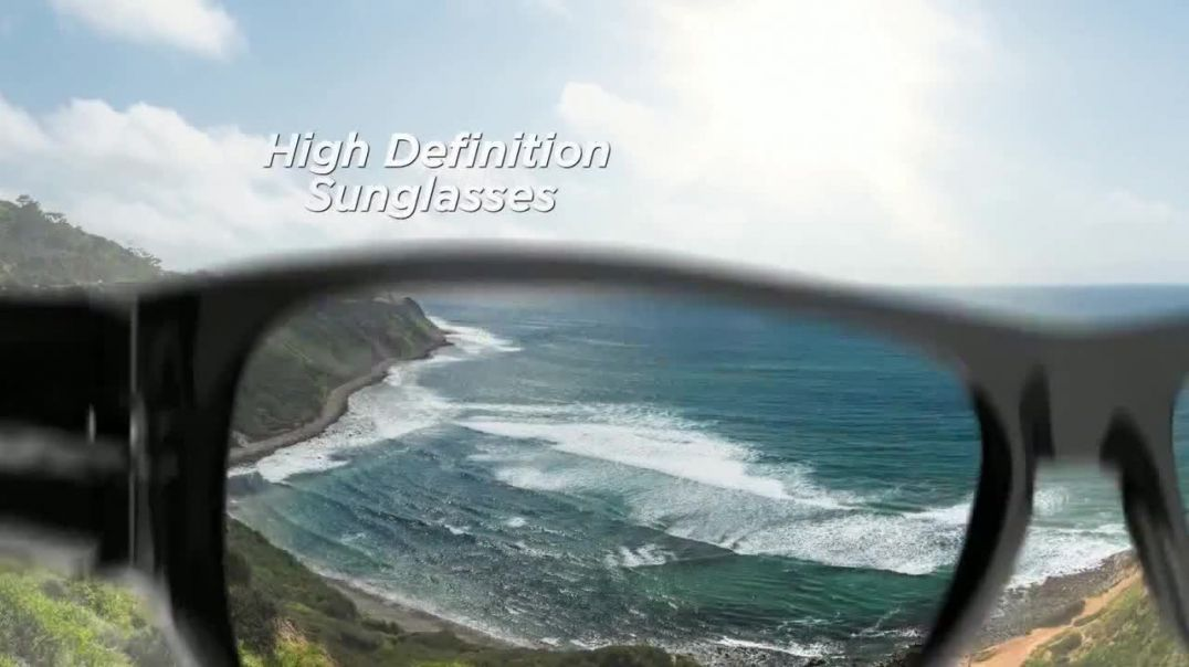 HD Vision Sunglass Readers TV Commercial Ad 2020, The Power of Vision