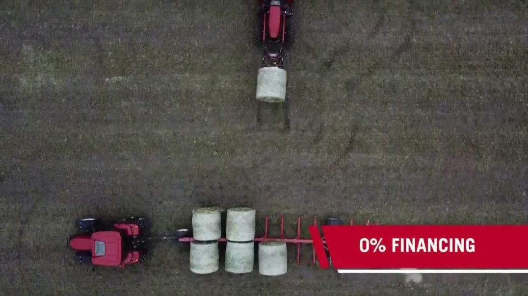 Case IH Sales Event TV Commercial Ad 2020, Special Rate