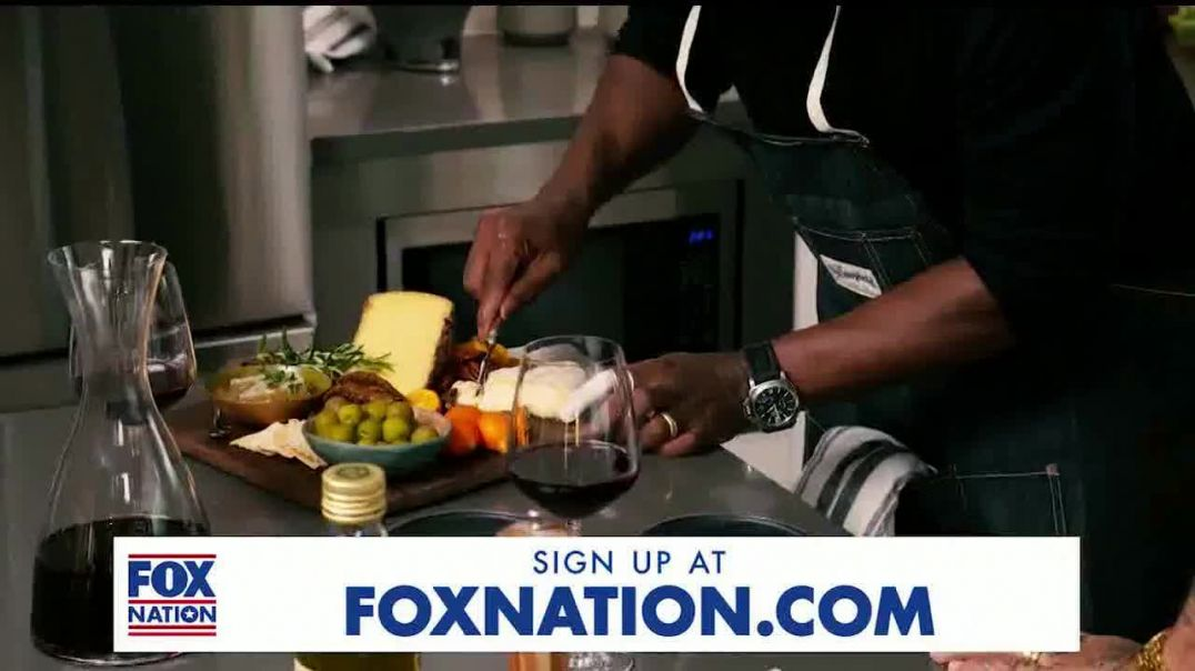 FOX Nation TV Commercial Ad 2020, Isaiah Washington- Kitchen Talk