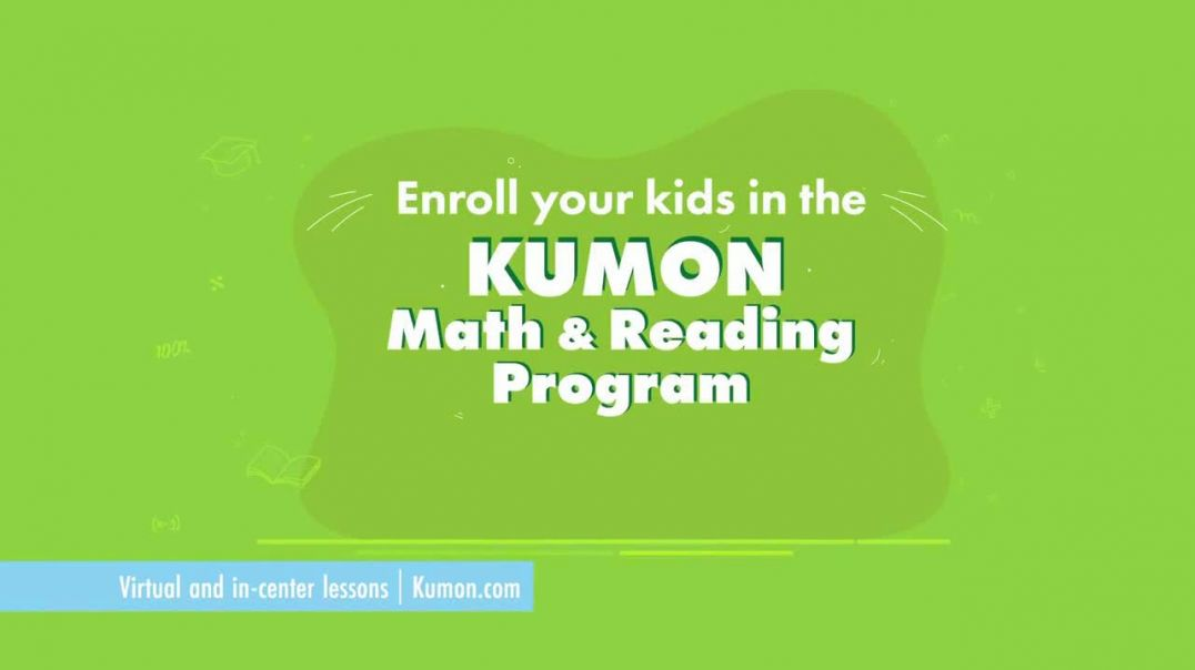 Kumon TV Commercial Ad 2020, Confidence Boost