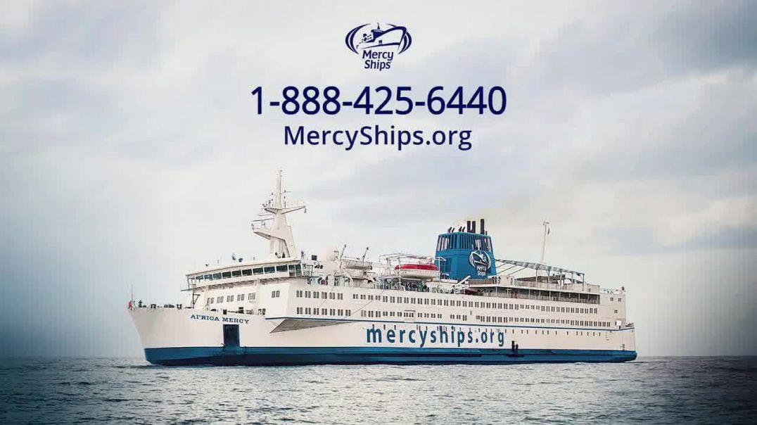 Mercy Ships TV Commercial Ad 2020, Around the World