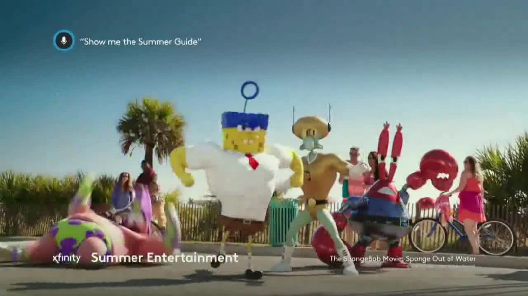 XFINITY X1 TV Commercial Ad 2020, Summer Guide Song by Moses Stone & Jason Parris &a
