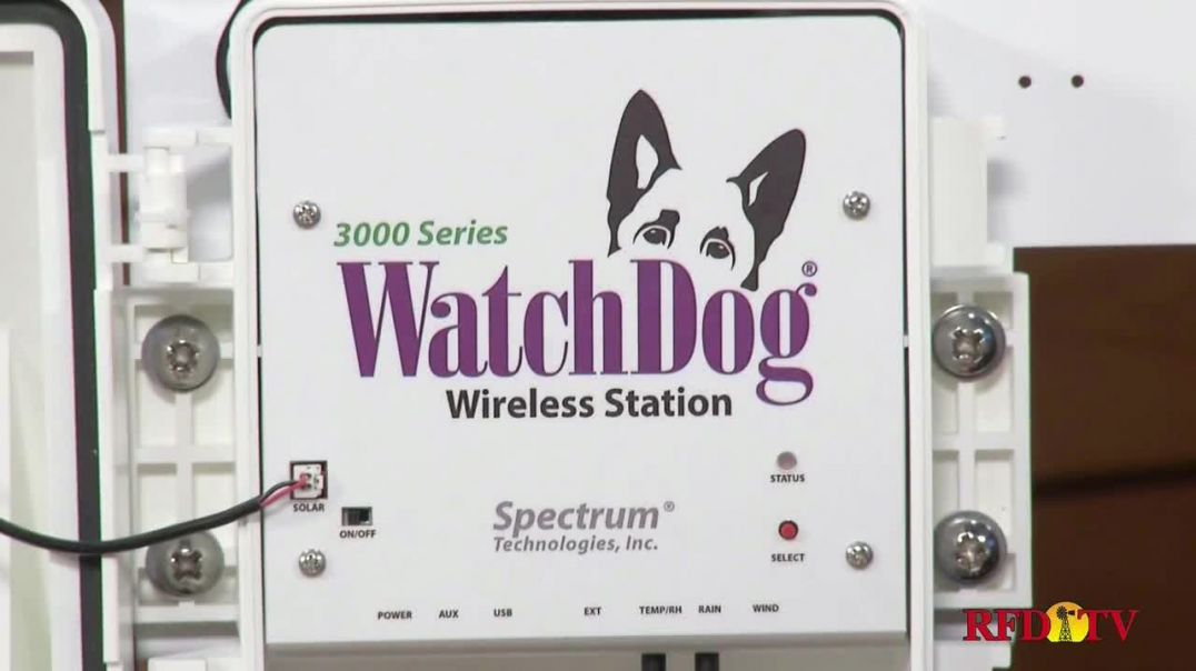 Spectrum Technologies WatchDog TV Commercial Ad 2020, Field Monitoring