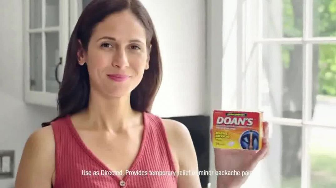 Doans Extra Strength TV Commercial Ad 2020, One Thing