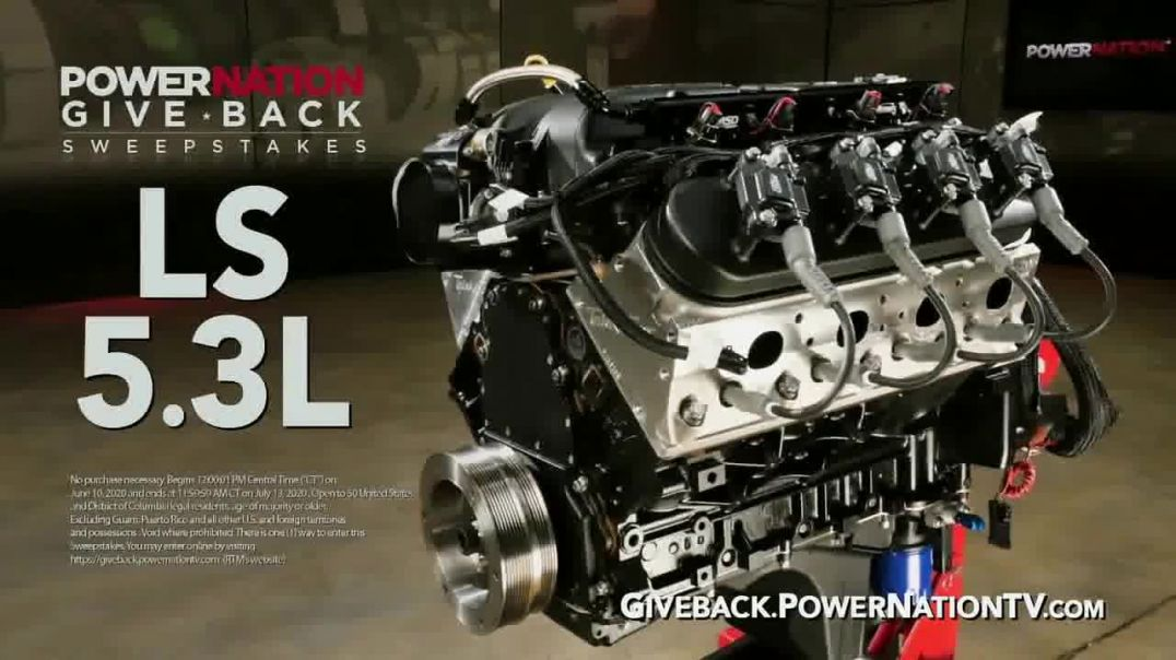 PowerNation Directory TV Commercial Ad 2020, Give Back Sweepstakes