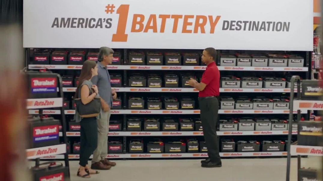 AutoZone TV Commercial Ad 2020, Battery Solution