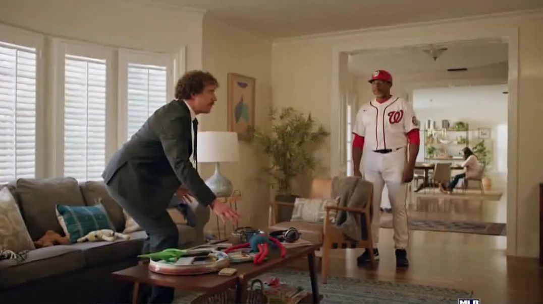 GEICO TV Commercial Ad 2020, At Home Third Base Coach